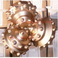 Buy cheap Metal Face Sealed Bearing TCI Tricone Bit for Rotary Rock Blasting / Water Well Drilling from wholesalers