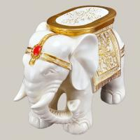 Buy cheap The elephants , Footstool crafts , Resin crafts from wholesalers