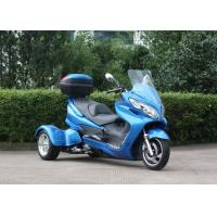 Buy cheap Yamaha Cloned 3 Wheel Scooter 300cc , Fully Automatic 3 Wheel Motorbike With Reverse from wholesalers