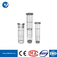 Buy cheap Top for Filter Cage Regular Diameter 135mm or 170mm Sample Available Galvanized Filter Cage Bag Accessories from wholesalers
