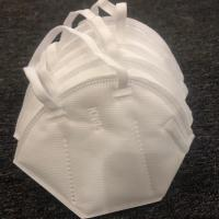 Buy cheap 9500 N95 Kn95 Ffp2 Face Mask / Ffp2 Respirator Non Woven Fabric Material from wholesalers
