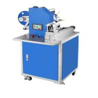 China Table Label Applicator Machine For Round / Square Bottle , Low Running Noise on sale