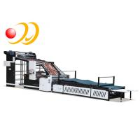 China Corrugated Paperboard Thermal Lamination Machine For Filmed Paper on sale