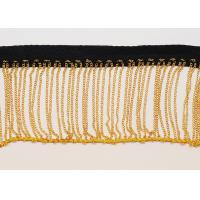 Buy cheap Chain Fringing trims Clothing Trimmings 8cm(TR-1037) from wholesalers