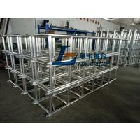 Buy cheap Easy to install outdoor stage truss, 400*600mm lighting truss factory form Aoka Stage from wholesalers