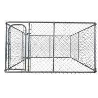 Buy cheap Q235 / Q195 Steel Temporary Dog Fence Panels For Industrial Sites Easy Assemble from wholesalers