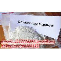 Buy cheap white powder Gym Training Muscle Building Steroids Injectable Drostanolone Enanthate 100MG/ML from wholesalers