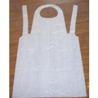 Buy cheap Disposable PE Aprons LDPE/HDPE,Blue ,White from wholesalers