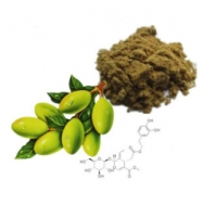 Buy cheap Supplement Olive Leaf Extract Osteoporosis Hydroxytyrosol Polyphenols 98% Powder product
