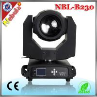Buy cheap Nebula 230 7r Sharpy Beam Moving Head Lights from wholesalers