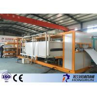 Buy cheap PLC Control Thermocol Disposable Plate Making Machine / Eps Foam Plate Dish Making Machine product
