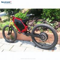 Buy cheap 120km / H Stealth Fighter Electric Bike / Stealth Bomber Bicycle With Conversion Kit from wholesalers