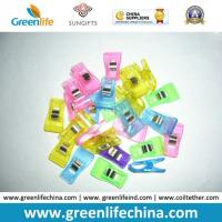 Buy cheap Multi Colors Custom Paper Clips Popular Office Promotional Product from wholesalers