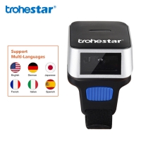 Buy cheap Trohestar N8 CMOS 2.4G Bluetooth Ring Scanner from wholesalers