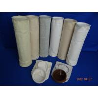Buy cheap PTFE felt/ PTFE filter bag / dust collector bag/High efficient PTFE dust collection filter bag from wholesalers