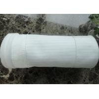 Buy cheap Anti Static Polyester Filter Fabric Roll , Non-Toxic Needle Filter Fabric Air / Dust Filtration from wholesalers