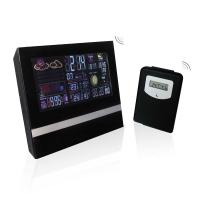 Buy cheap Indoor and Outdoor Humidity Display Digital Thermometers HD-5305PC with Moon Phases from wholesalers