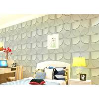 Quality Christmas Decoration 3D Living Room Wallpaper , 3D Effect Wall Panels for for sale