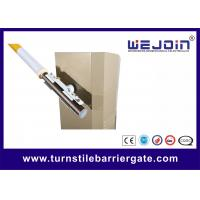 Buy cheap Car Variable Frequency Electronic Boom Barrier For Toll Applications Parking System product