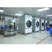Buy cheap Water Efficient Hotel Washing Machine Front Loading Large Capacity WithComputer Control from wholesalers