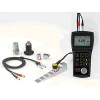 Ultrasonic Through Coating Thickness Gauge TG4100 in 5MHz  Echo To Echo