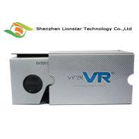 China DIY VR Glasses Virtual Reality Cardboard VR Goggles Headset Android / IOS Compability on sale