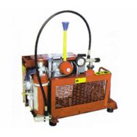 Buy cheap WG air filling machine for air breathing apparatus from wholesalers
