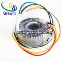 Buy cheap Resin Inside Toroidal Transformer for Decorative Illumination System from wholesalers