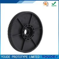 Buy cheap Small Order Rapid Prototyping Services , Rapid Prototyping Products Black Plastic from wholesalers