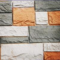 Buy cheap New Modern Home Idea 3D Interior Decoration Faux Culture Stone Wall Panel 7011 from wholesalers
