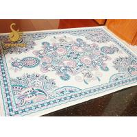 Beautiful Design Non Slip Area Rugs Persian Style For Bedroom / Dining Room