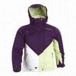 Buy cheap Girls' Ski Jacket, Made of Nylon Corex/Poly Herringbone, with 1,500/1,500mm WP PU Coating from wholesalers