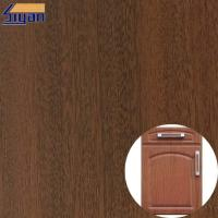 Buy cheap Matte And High Glossy Furniture PVC Wood Texture Film For Vacuum Press from wholesalers