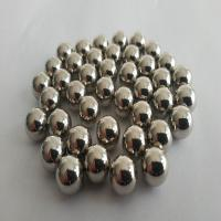 Buy cheap China low price grinding low chrome steel bearing balls for sale from wholesalers