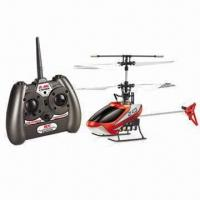 Buy cheap 2.4GHz Full RC Helicopter with 4 Channels and able to Move in 6 Directions from wholesalers