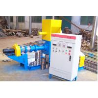 Buy cheap 37KW Floating Fish Poultry Animal Feed Pellet Machine 2.10*1.145*1.35m from wholesalers
