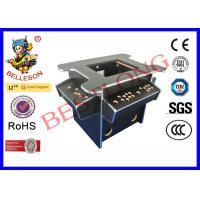 Buy cheap Black Diy Arcade Game Machine , 3 Side Coin Operated Arcade Machines from wholesalers
