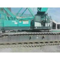 Buy cheap 250 Ton Second Hand Crawler Cranes Kobelco CKE2500 Isuzu Engine 2005 Year from wholesalers