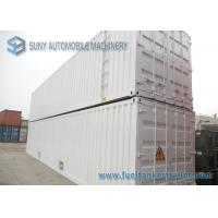 Buy cheap 40 FT Mobile Refuel Station Container 36000L Oil Tank with Digital Dispensor from wholesalers