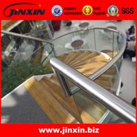 Buy cheap Stainless steel spiral staircase prices railing design product