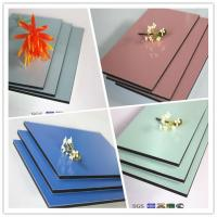Buy cheap 15 years after sales service for alucobond aluminum composite panel from wholesalers