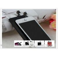 Buy cheap High Resolution LCD Digitizer Assembly Iphone 5s White Black with AAA grade from wholesalers