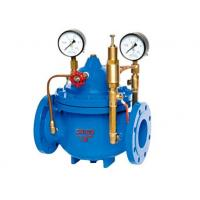 Buy cheap Adjustable Differential Pressure Reducer Valve Safety API 598 Standard from wholesalers