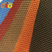 Buy cheap Custom Color Car Seat Covers Upholstery Fabric , Polyester Air Mesh Fabric from wholesalers