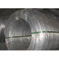 Buy cheap 1.2mm Hot Dipped / Electro Galvanized Iron Wire Low Carbon Material from wholesalers