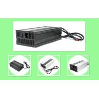 Buy cheap 10A Electric Motorcycle 48 Volt Battery Charger PFC 110 - 230Vac Input Max 58.4V from wholesalers