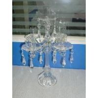 Buy cheap Glass Candle Holder for 5-Taper Candle from wholesalers