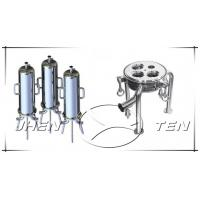 Buy cheap Liquid pall filter housing stainless steel undersink water filters cartridges hygienic grade from wholesalers
