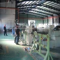 Buy cheap Automatic Fabric PVC Wire Coating Machine , High Speed Pvc Coated Machine from wholesalers