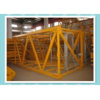 Buy cheap Custom Construction Tower Crane Mast Section for Liebherr 256HC from wholesalers